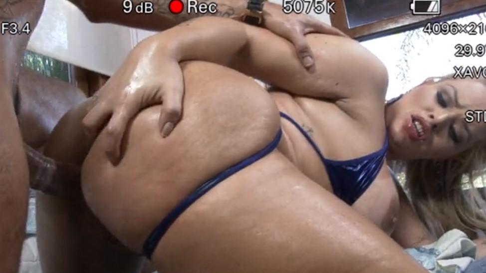 Angel Lima fez sexo anal AO VIVO com bem dotado
