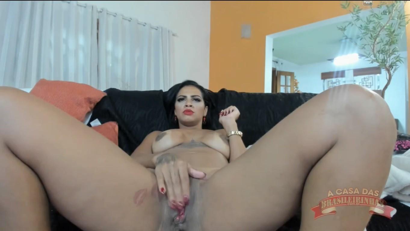 Grazy Moreno pelada no chat de sexo ao vivo