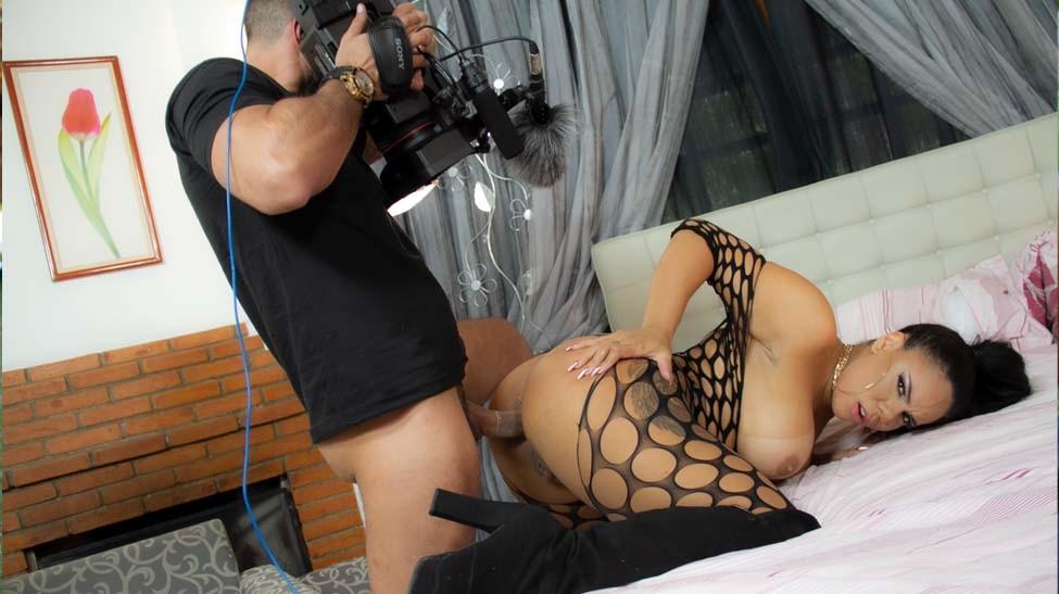 Pamela Santos fudendo com o Vinny Burgos