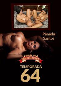 Pamela Santos got all ready and even made DP on her return
