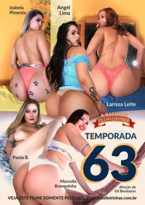 A Casa das Brasileirinhas Temporada 63