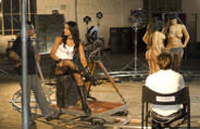 Bastidores do filme de Thammy Gretchen