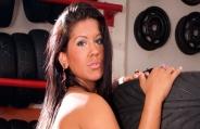 Bruna Ferraz trai o namorado dando o cu pro borracheiro