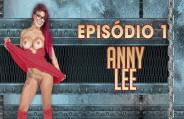 Anny Lee é a ruiva gostosa da 9ª temporada da Casa