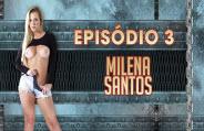 A loira gostosa da Milena Santos esta de volta