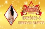 Rebecca Santos fodendo muito em cena lesbo