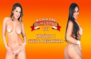 Suzie Slut and Alessandra Marques release for lucky subscriber