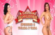 Yara Morganna e Thiara Fox capricharam na putaria durante a semana