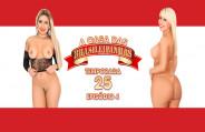 Bruna Lambertini e Mirella Mansur deixaram a Casa ainda mais sensual