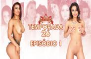 Amanda Borges e Yara Morganna ficaram uma semana fazendo putarias no reality