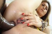 Laisa Zandheire relaxou o marido depois de um estressante no trabalho