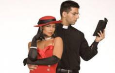 Leila Lopes num filme cheio de pecados.