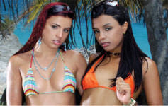 Patricia Kimberly e Sabri...