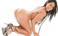 Fernanda Franklin encarou sexo anal com Big Macky