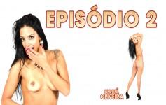 Kaka Oliveira esbanja sensualidade e simpatia! Essa morena gostosa é demais!