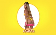 Anny Bombom passou uma semana provocando os assinantes!