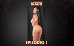 Alessandra Marques, a nossa morena gostosa, voltou para a putaria!