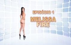 Melissa Fire gave a whoring show over your week!