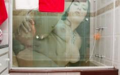 Morenas, loiras e ruivas protagonizando as melhores cenas de sexo no banheiro!