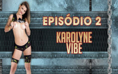 The hot of Karolyne Vibe ...