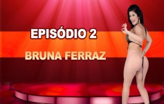 Bruna Ferraz is a show pi...