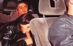 Gina Jolie em seu primeiro filme pornô