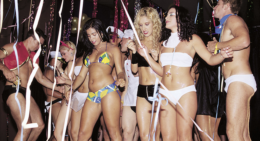 Baile carnaval putaria