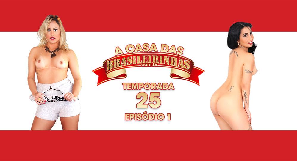 player video A Casa das Brasileirinhas Temporada 25