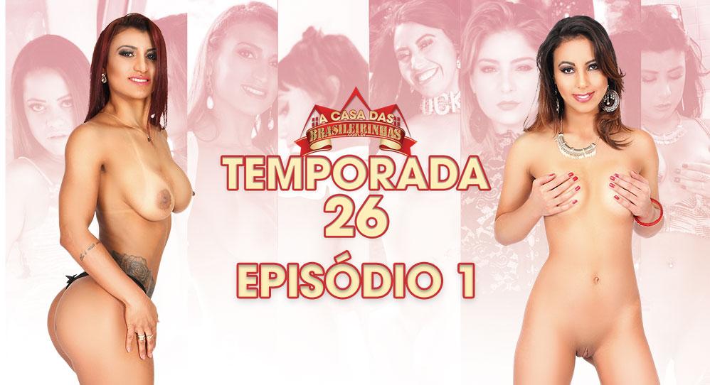 player video A Casa das Brasileirinhas Temporada 26
