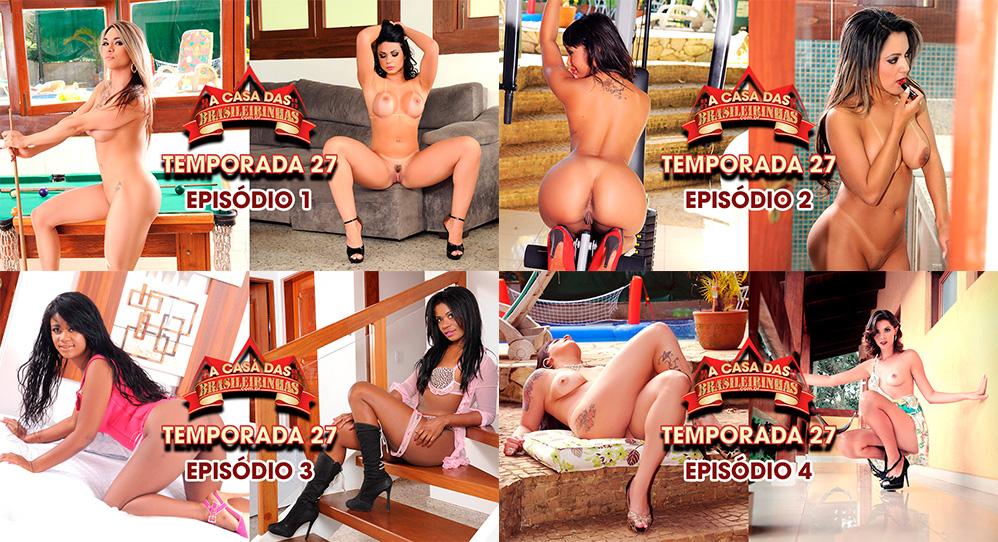 A Casa das Brasileirinhas Temporada 27