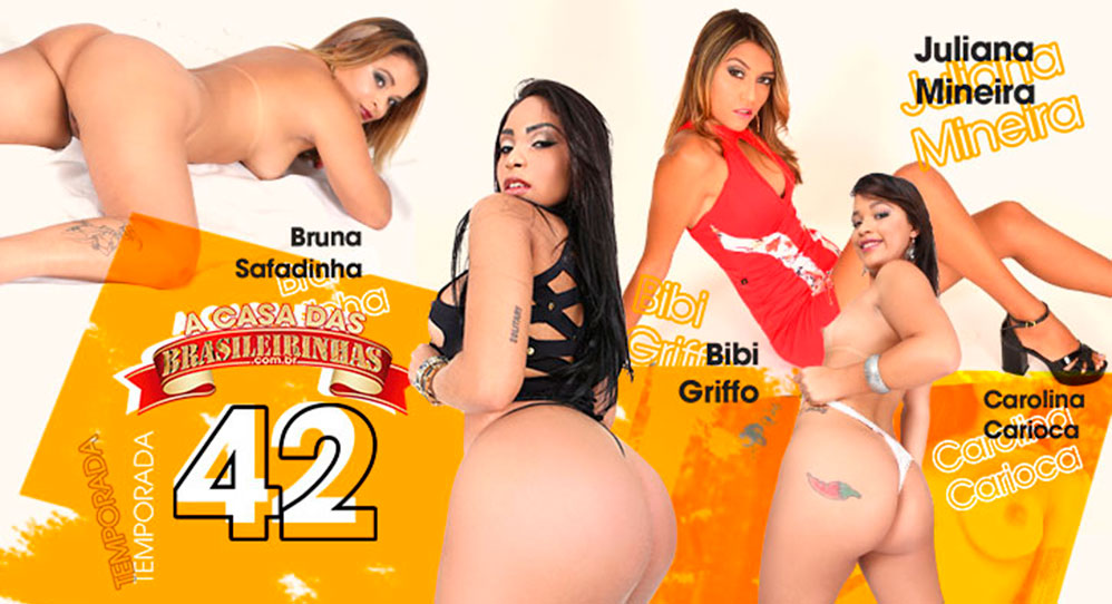 A Casa das Brasileirinhas Temporada 42