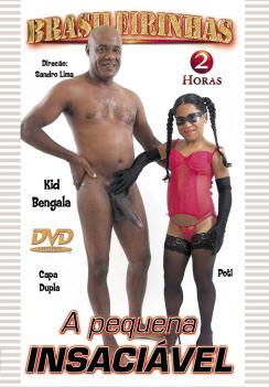 Filme pornô A Anã Insaciável Capa Hard