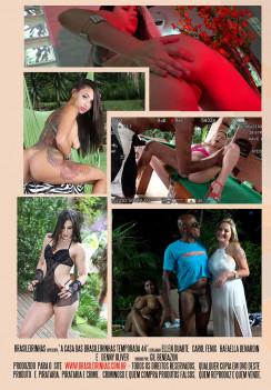 PornA Casa das Brasileirinhas Temporada 44 Cover Back