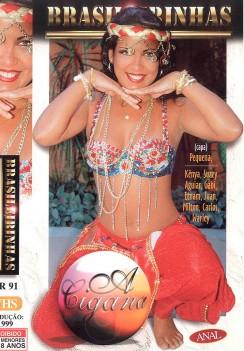 porn A Cigana Front cover