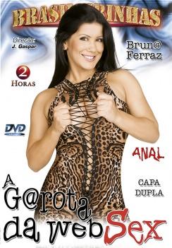 Filme pornô A garota da Web Sex Capa Hard