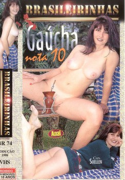 porn A Gaucha Nota 10 Front cover