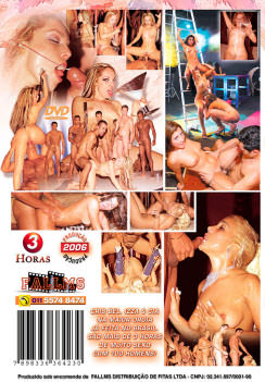 Filme pornô A Maior Orgia Do Brasil capa de Trás
