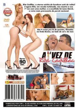 Filme pornô A Primeira Vez De Rita Cadillac capa de Trás
