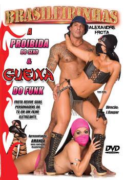 Filme pornô  A Proibida Do Sexo E Gueixa Do Funk Capa da frente