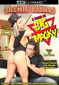 Porn A volta de Big Macky 4K Hard cover