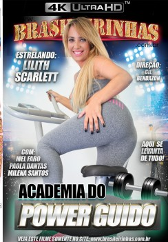 Porn Academia do Power Guido 4k Hard cover