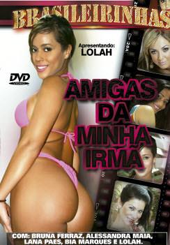 Filme pornô Amigas da Minha Irmã Capa da frente