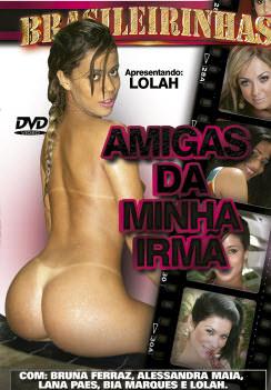 Filme pornô Amigas da Minha Irmã Capa Hard