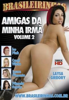 Filme pornô Amigas da Minha Irmã 2 Capa Hard