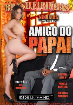 porn Amigo do Papai 4k Front cover