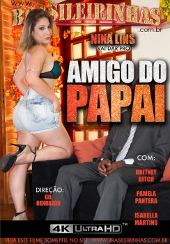 Filme pornô Amigo do Papai 4k Capa Hard