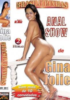 Filme pornô Anal Show Gina Jolie Capa da frente