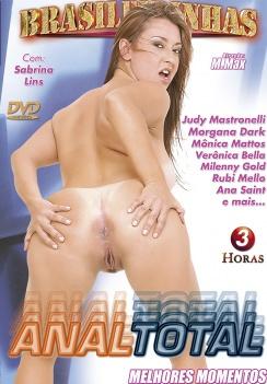 Filme pornô Anal Total Melhores Momentos Capa Hard