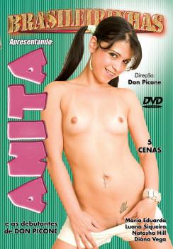 Filme pornô Anita e as Debutantes Capa da frente