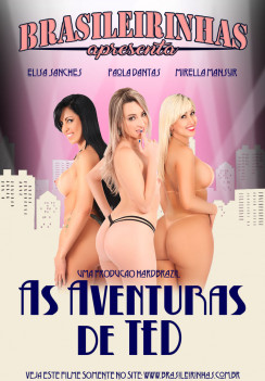 porn As Aventuras de Ted Front cover